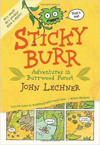 Punkee Says: Sticky Burr – Adventures in Burrwood Forest