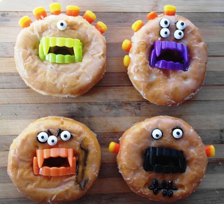 Doughnut Monsters