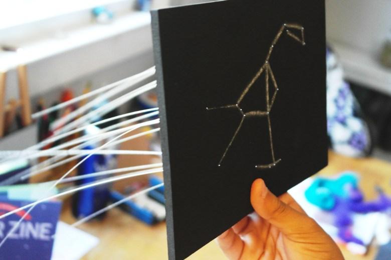 Tinker Crate – Fiber Optic Stars