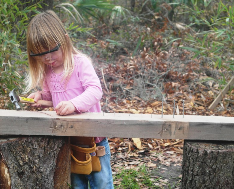 Hammer Time – The Child-Sized Toolbelt