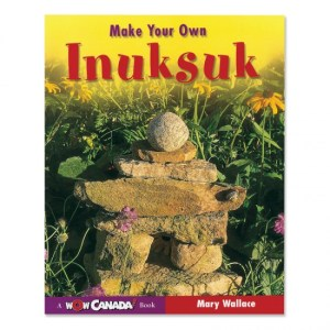 Book: Make Your Own Inuksuk