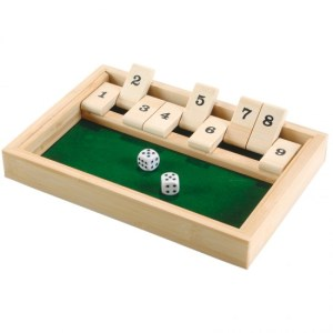 Shut the Box – Math Fluency Game
