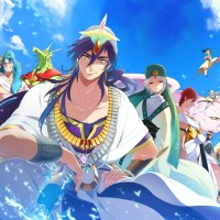 """Spin-off manga """"Magi: Sinbad no Bouken"""" diadaptasi jadi OVA"""