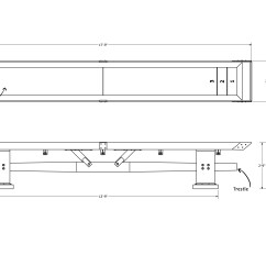 Table Shuffleboard Dimensions Diagram 1983 Chevy Silverado Wiring Bruno - The Industrial Farmhouse