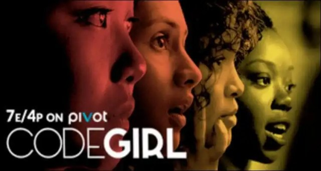 'Codegirl' to Make US Debut on Pivot February 24th