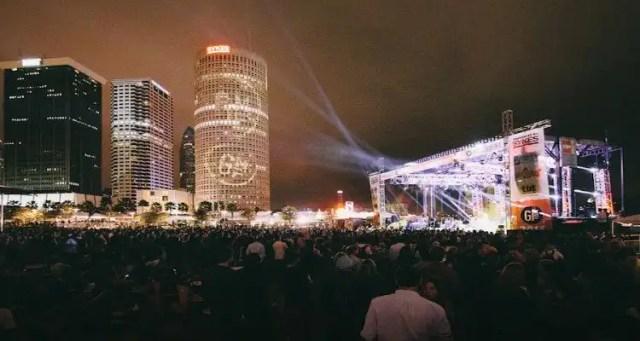 Erykah Badu and Stephen Marley Headline Tampa's 5th Annual Gasparilla Music Festival