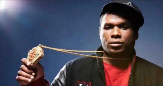 "Jay Electronica ""The Curse of Mayweather"""