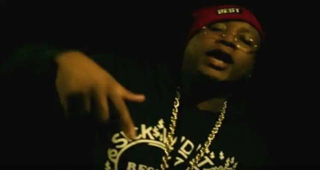"E-40 "" It's The First "" Ft. Turf Talk & Cousin Fik"