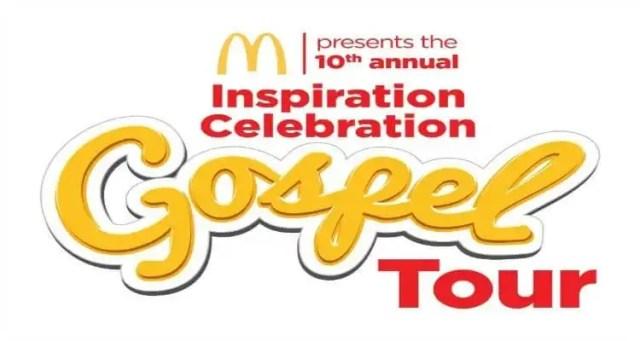 McDonald's Inspiration Celebration Gospel Tour Makes Its Triumphant 10th Year Return