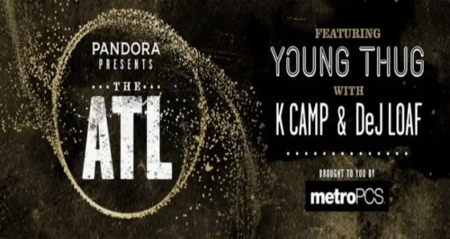 Stream Young Thug's ATL Mixtape on Pandora