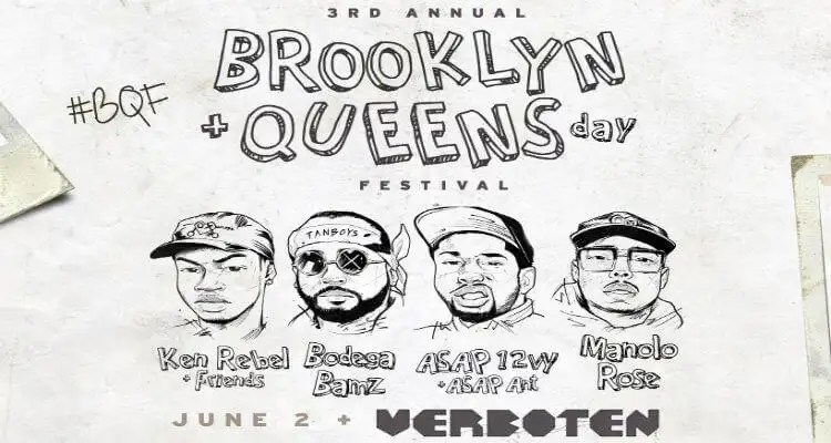 The 3rd Annual Brooklyn Queens Day Festival Ignites New York On June 2nd