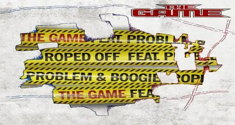 """The Game ft. Problem & Boogie """"Roped Off"""""""
