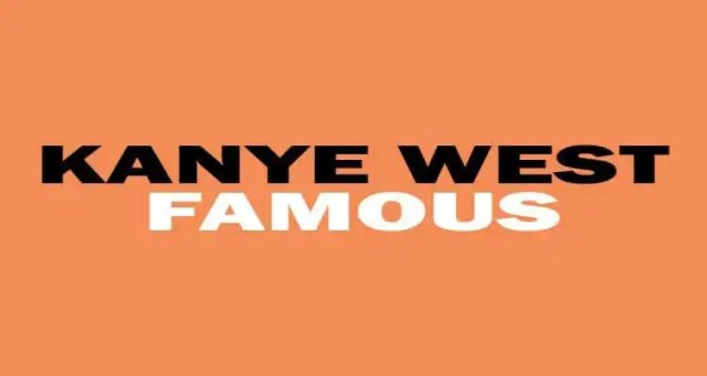 Kanye West Will Livestream 'Famous' Visual at LA Forum