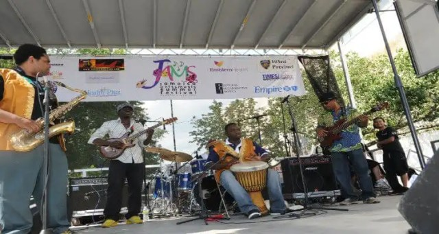 The 20th Annual Jamaica Arts & Music Summer Festival - JAMS Festival
