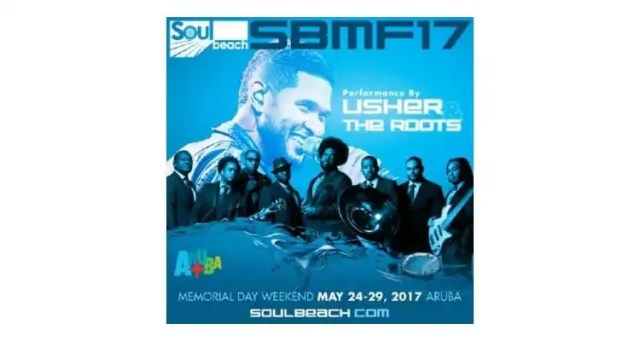 17th Annual Soul Beach Music Festival Featuring Usher and The Roots