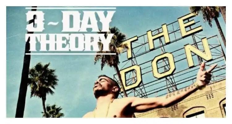 Agallah Don Bishop & Duke Westlake - '3-Day Theory'
