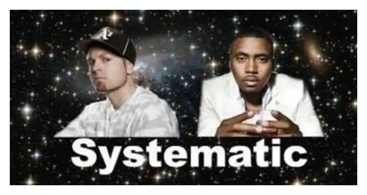 DJ Shadow feat. Nas - Systematic
