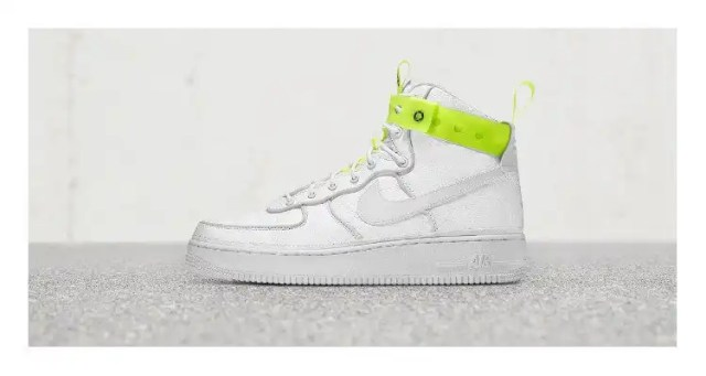 Nike to Release Air Force 1 Hi VIP