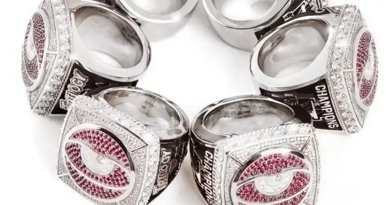 Ice Cube And Carolyn Rafaelian Team Up To Create Championship Rings