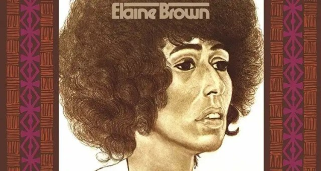Elaine Brown's Self-Titled Black Forum/Motown Album Reissued On Vinyl LP