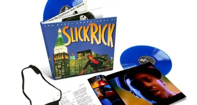 The Ruler Returns With 'The Great Adventures Of Slick Rick'