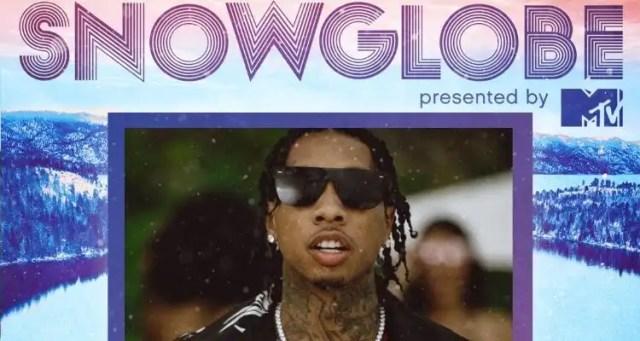 Tyga, G-Eazy, Rae Sremmurd and Goldlink join MTV's SnowGlobe lineup