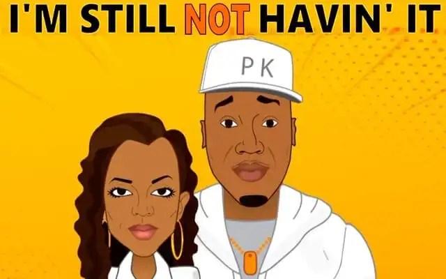 Positive K f/ MC Lyte 'I'm Still Not Having It'