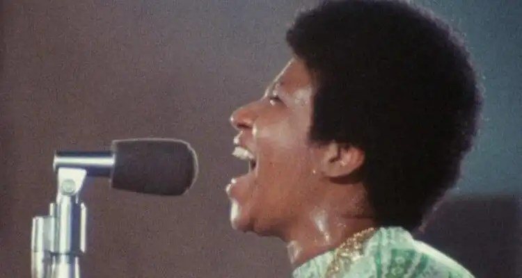 The Pan African Film & Arts Festival Announces Screening of Aretha Franklin's Amazing Grace Concert