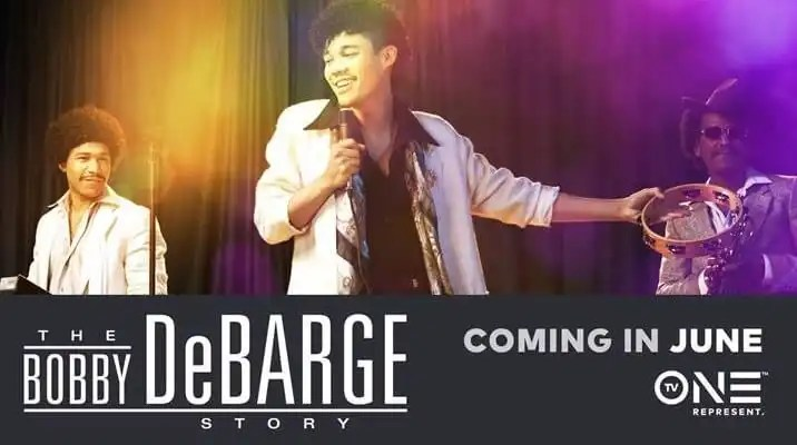 TV One Announces Production of THE BOBBY DEBARGE STORY
