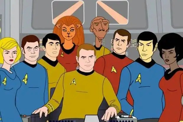 Nickelodeon and CBS Television Studios Announce an Animated 'Star Trek' Series