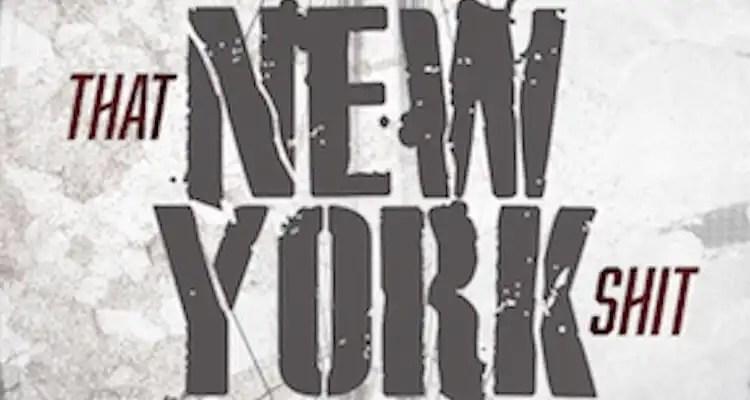 INTRO feat. Mr. Cheeks- 'That New York Shit'