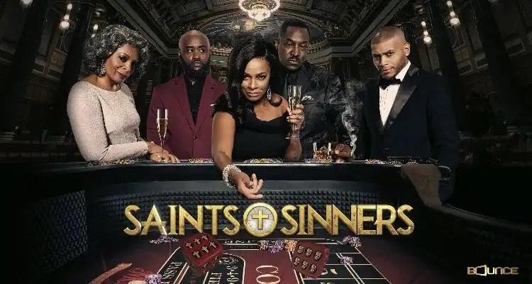 Season Four of Saints & Sinners Returns Sunday, July 7