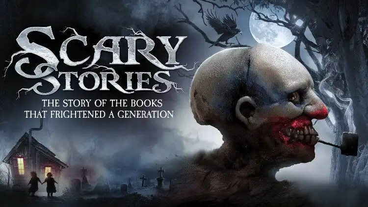Scary Stories Released on DVD July 16