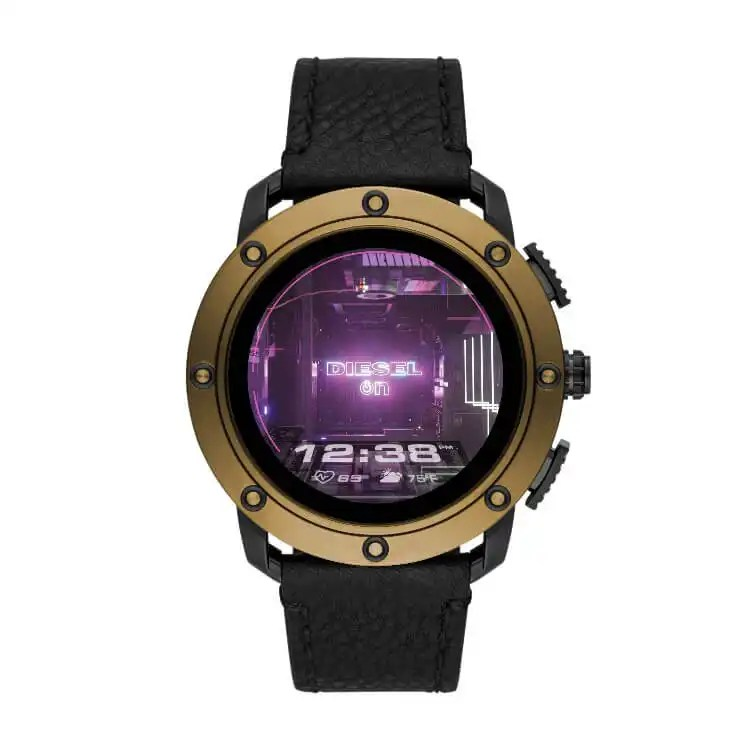 Diesel Releases Its Boldest Smartwatch To Date