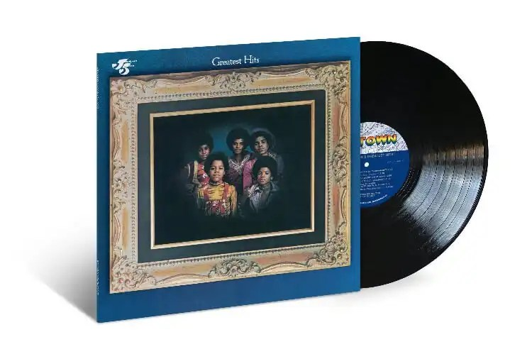 Jackson 5's 'Greatest Hits' Collection To Be Released In Rare Quad Mix Vinyl LP Editions