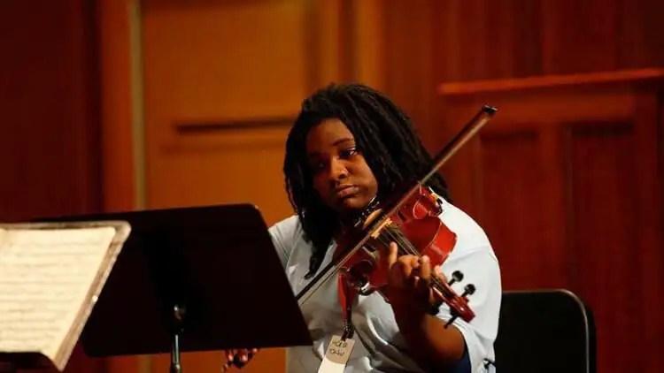 Juilliard Student Wins $10,000 Wilshire Quinn Musical Arts Scholarship