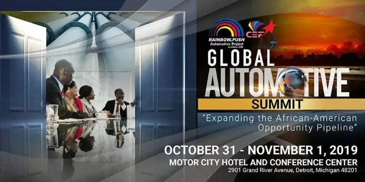 Rev. Jesse Jackson and Rainbow PUSH Present the 20th Global Automotive Summit