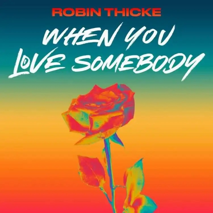 Robin Thicke - When You Love Somebody
