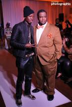comedian Michael Blackson & Mello Andrews Ceo of Full Blossom Mag