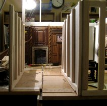 theinfill dolls house blog - Long Gallery and 2nd bedroom