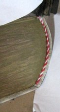 theinfill doll's house blog - book binding for the Time Techs