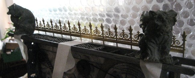 theinfill doll's house blog - Trims and edgings for the Time Techs