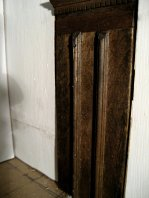 theinfill - Medieval to Jacobean dolls' house blog - 1:12 half legs - building a 'hidden' chapel and related spaces
