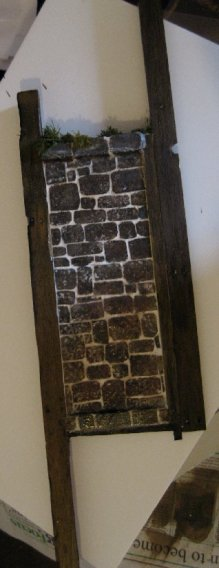theinfill Medieval, Tudor, Jacobean 1:12 dolls house blog - the infill dolls house blog – chimney stack removable panel