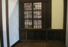 theinfill Medieval, Tudor, Jacobean 1:12 dolls house blog - the infill dolls house blog – other external wall of bedroom