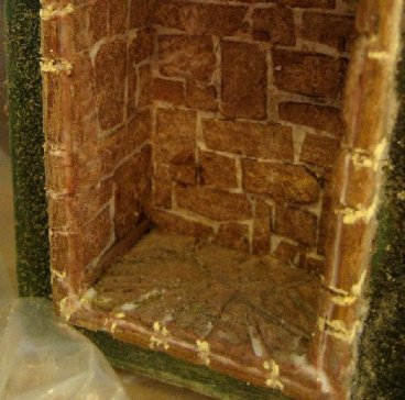 theinfill Medieval, Tudor, Jacobean 1:12 dolls house blog - the infill dolls house blog – left side small wooden box
