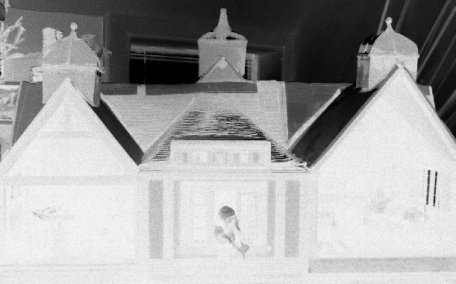 theinfill Medieval, Tudor, Jacobean 1:12 dolls house blog - the infill dolls house blog – 3 shapes profile of roof