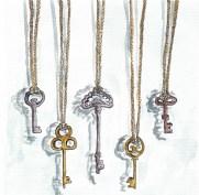 Keys - Nina Haigh