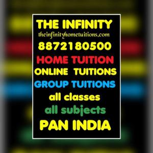 the infinity home tuitions 8872180500 home tuitions in chandiagrh panchkula mohali zirakpur