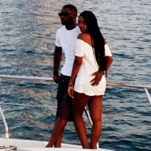 Tiwa And Tee Billz before their break up
